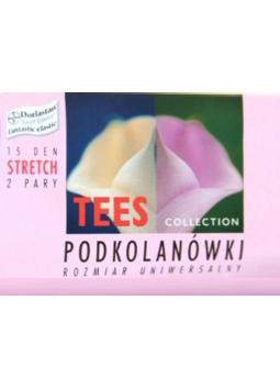 Podkolanówki stretch TEES