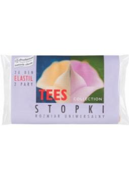 Stopki elastyczne TEES