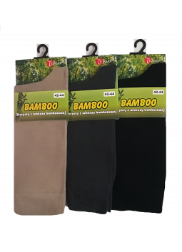 Skarpety bambusowe BAMBOO TERJAX Art. 017
